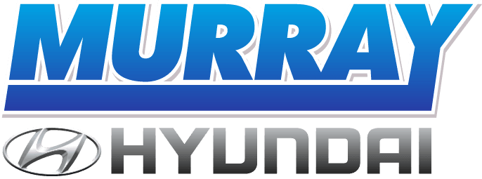 The Murray Hyundai Medicine Hat logo, with the Hyundai emblem in the lower left corner.
